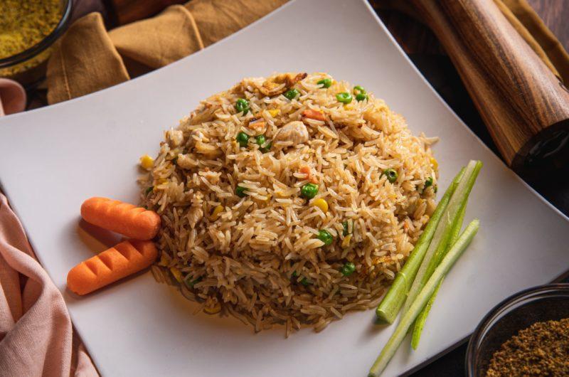 Nasi Goreng Tanpa Minyak Spesial, Menu Diet Sehat